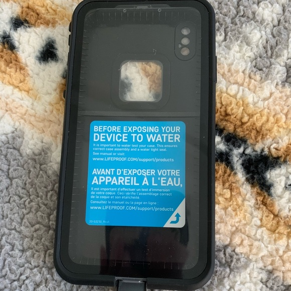 iPhone XS Max Lifeproof Case